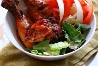 Tandoori Pocket Chicken